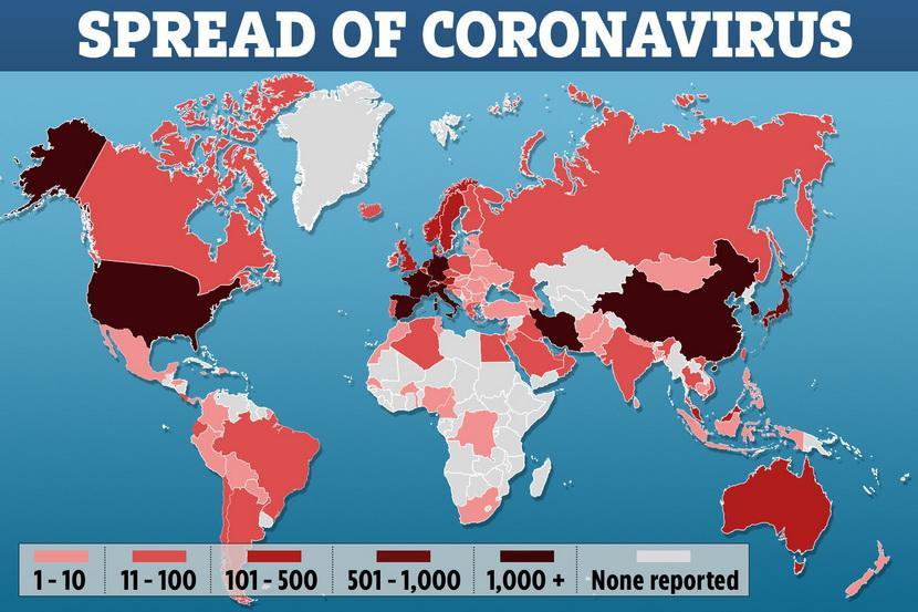 κορωνοϊός πανδημία εικόνα