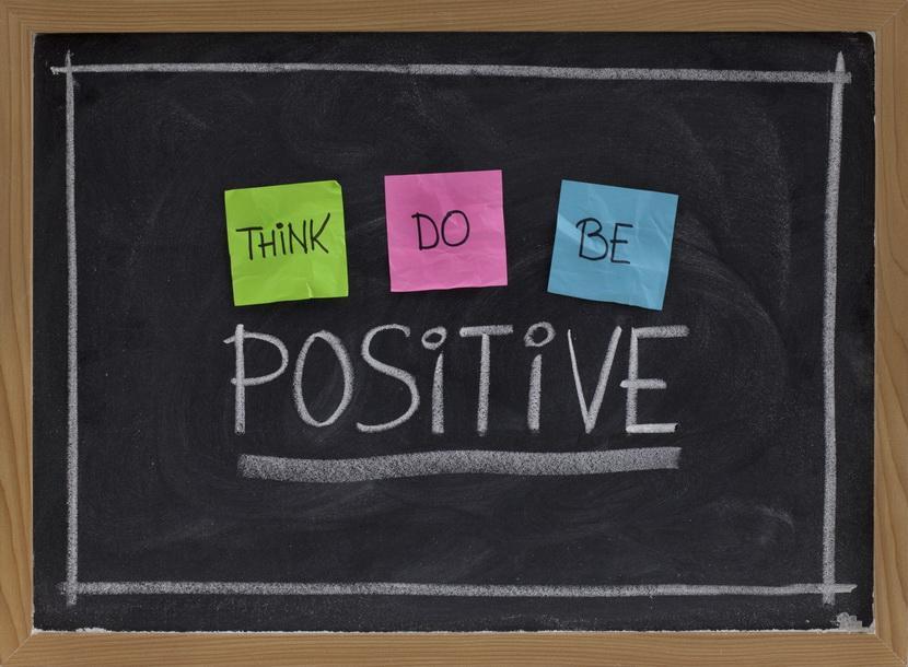 θετικές σκέψεις εικόνα