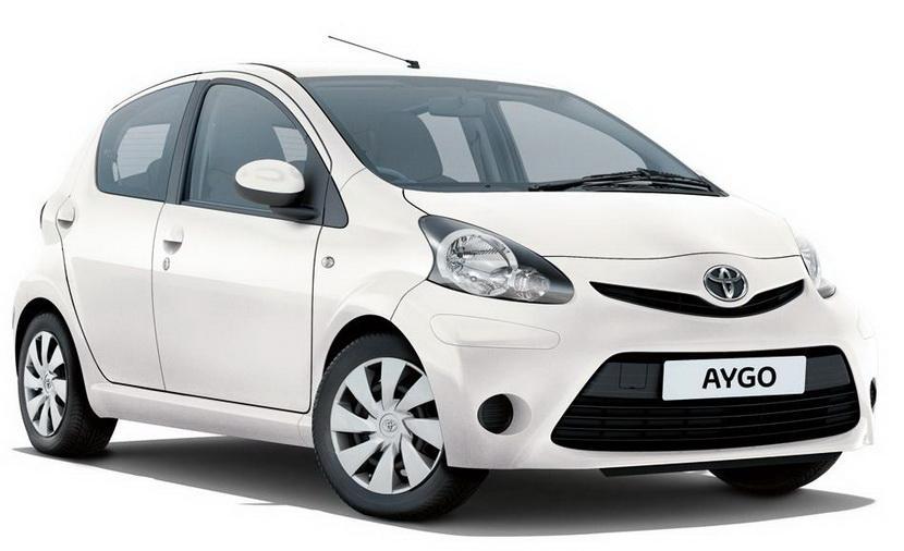 Toyota Aygo εικόνα