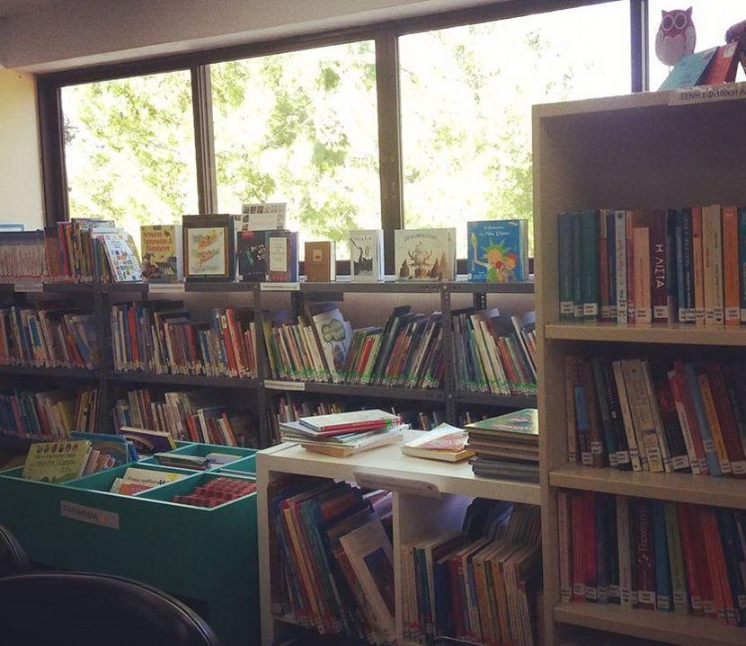 Δημοτική Βιβλιοθήκη Διονύσου εικόνα