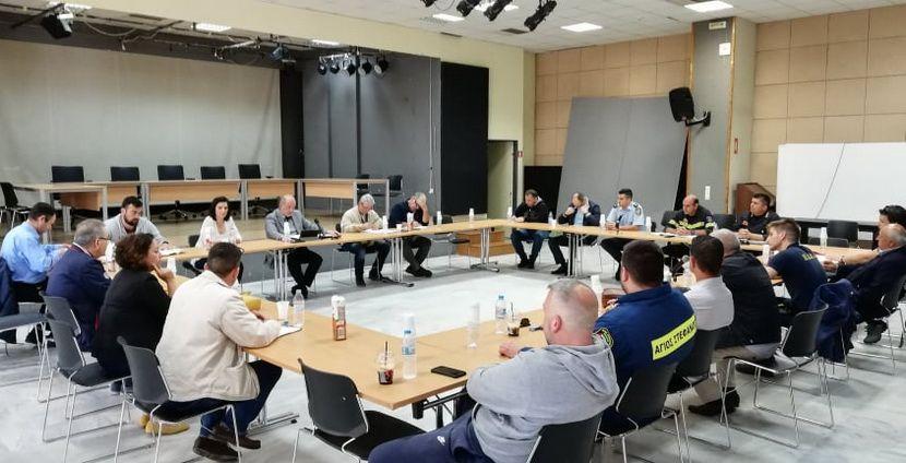 Συντονιστικό Όργανο Πολιτικής Προστασίας Δήμου Διονύσου εικόνα