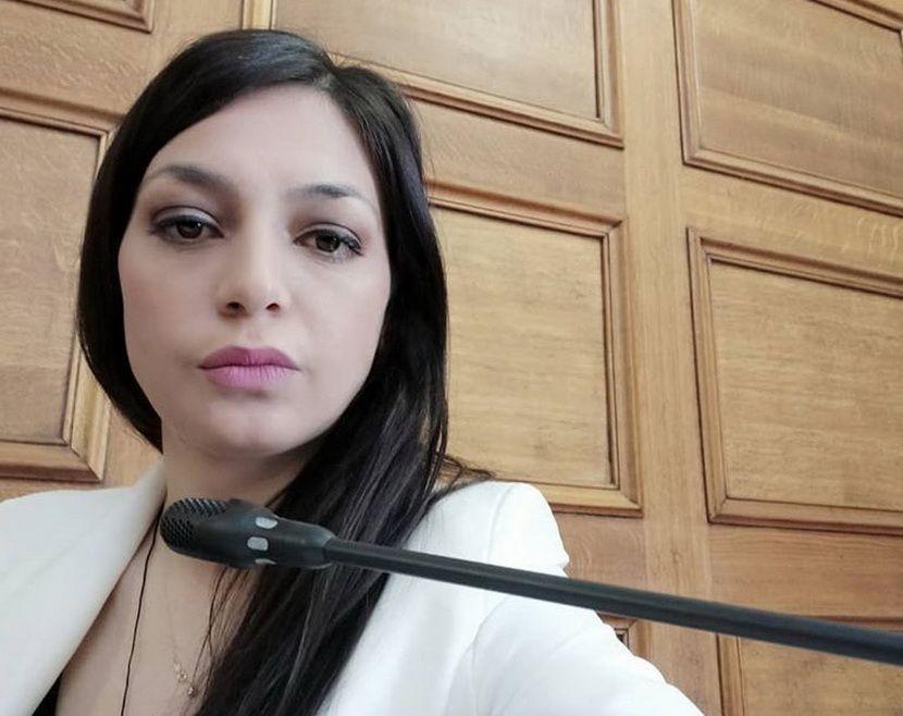 Μαρία Απατζίδη εικόνα