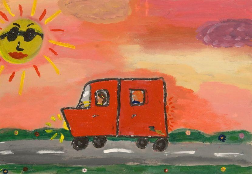 Θερινά Μαθήματα Ζωγραφικής Δήμου Κηφισιάς εικόνα