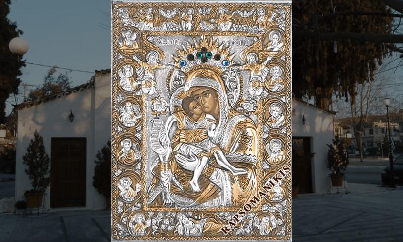 Ιερός Ναός Κοιμήσεως Θεοτόκου Σταμάτας εικόνα
