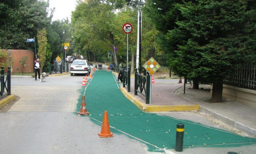ποδηλατόδρομοι Δήμος Κηφισιάς εικόνα