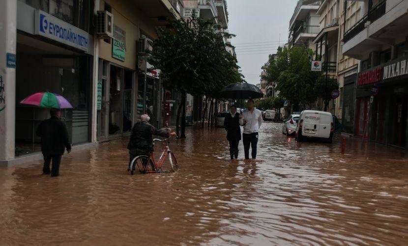 Δήμος Καρδίτσας καταστροφές εικόνα