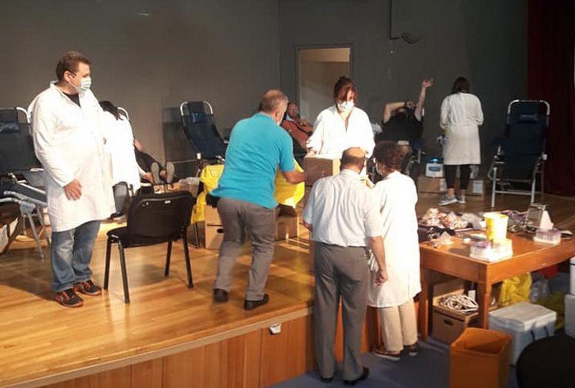 Εθελοντική Αιμοδοσία στο Κρυονέρι εικόνα