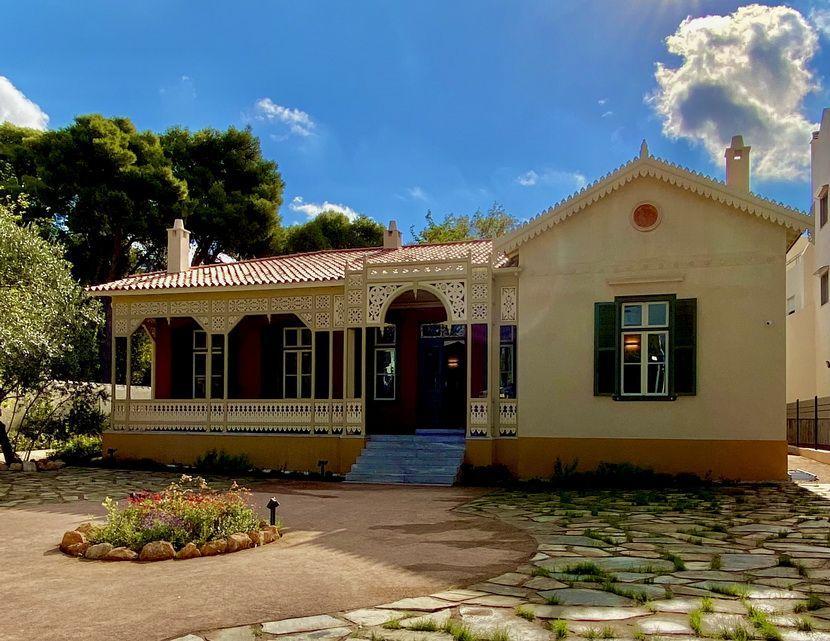οικία Παύλου Μελά εικόνα