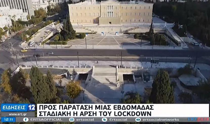 lockdown παράταση 2020