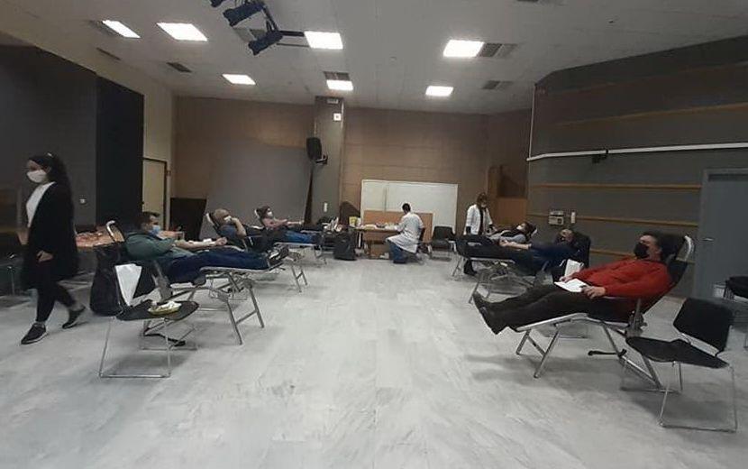Διήμερη Εθελοντική Αιμοδοσία Δήμου Διονύσου