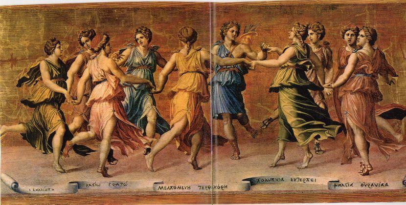 αρχαιοελληνικός χορός