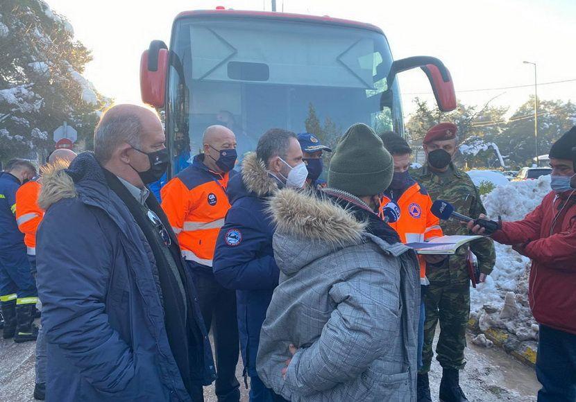 Πολιτική Προστασία - Δήμος Διονύσου