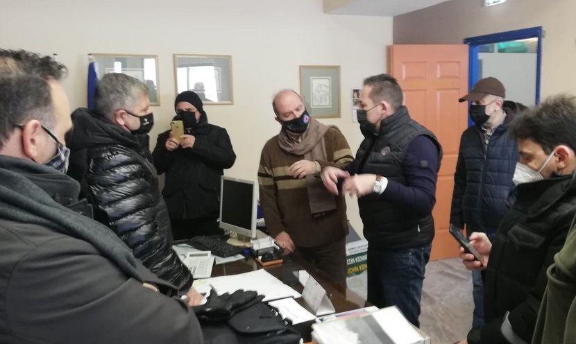Δήμος Διονύσου κατάσταση έκτακτης ανάγκης