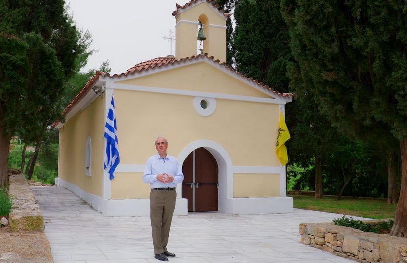 Δήμαρχος Κηφισιάς Γιώργος Θωμακός