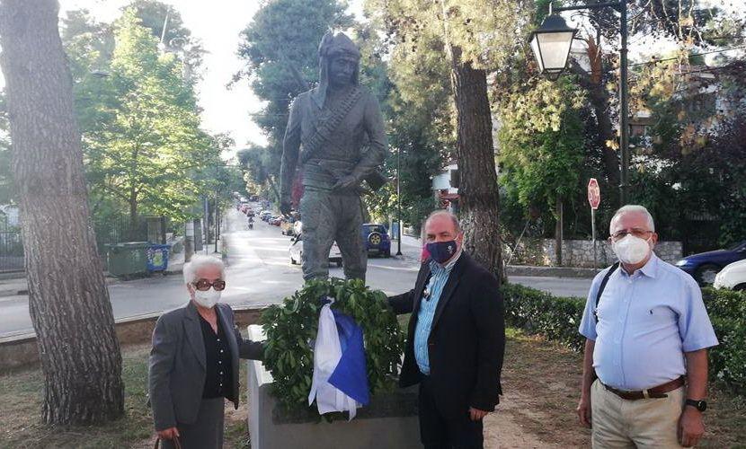 γενοκτονία των Ελλήνων του Πόντου - στεφάνι
