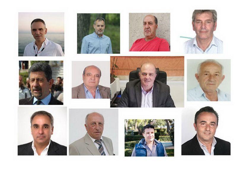 σύσκεψη εργασίας Δήμος Διονύσου