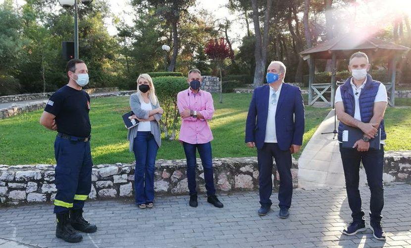 ενημερωτικές ομιλίες Δήμου Διονύσου