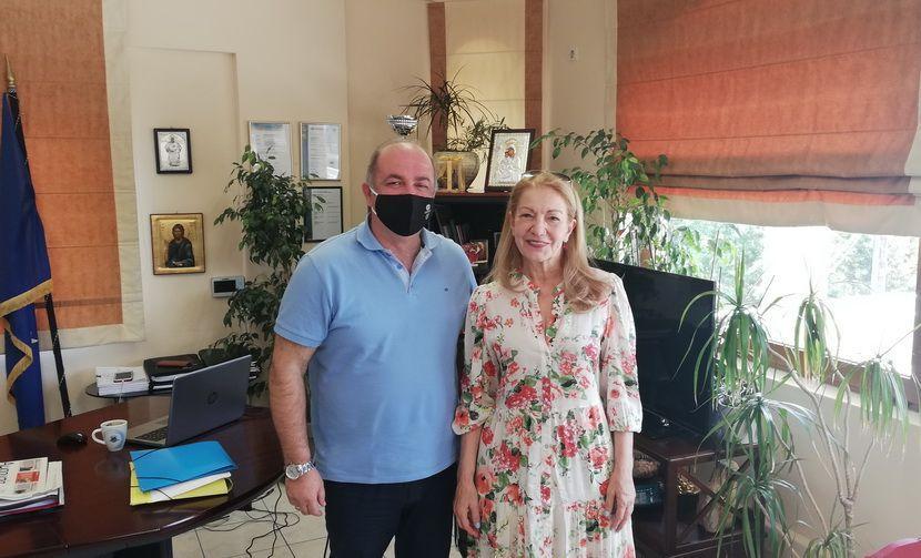 Πέμη Ζούνη - Γιάννης Καλαφατέλης