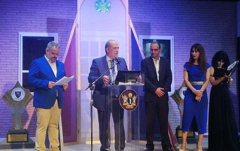 Βραβείο Τοπικής Αυτοδιοίκησης - Δήμαρχος Διονύσου