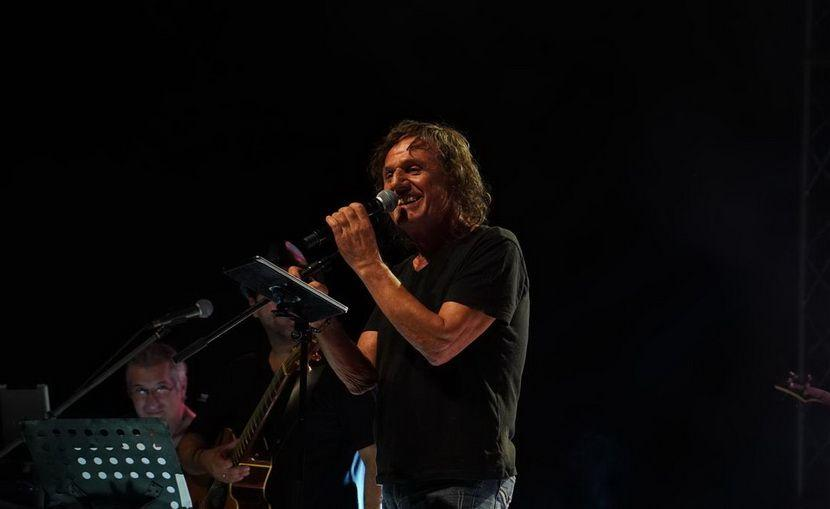 Συναυλία Παπακωνσταντίνου - Δήμος Διονύσου